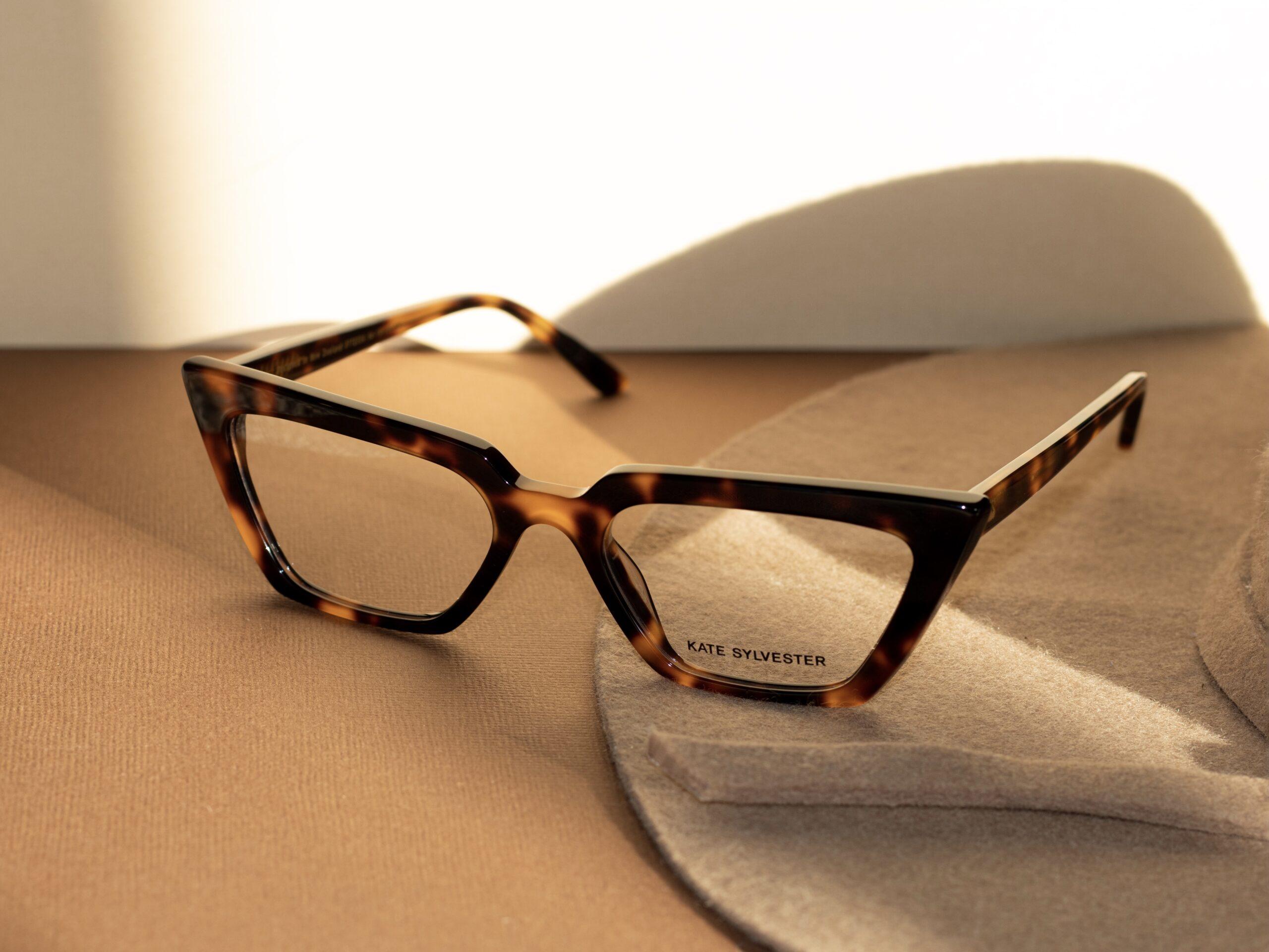Kate Sylvester eyewear glasses